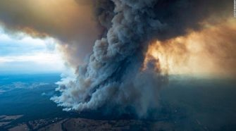 Australia fires: There's a blaze in Victoria state the size of Manhattan
