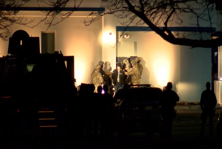 BREAKING: Rockford hostage situation over, suspect is in custody.