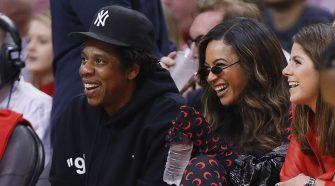 Beyoncé's Holiday Photo Shows Sir Is Jay-Z's Mini Lookalike.