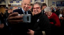 Biden and Sanders are breaking away from the pack of candidates among Democrats nationwide, Washington Post-ABC News poll finds