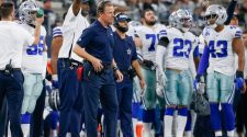 Cowboys announce they won't renew Jason Garrett's contract