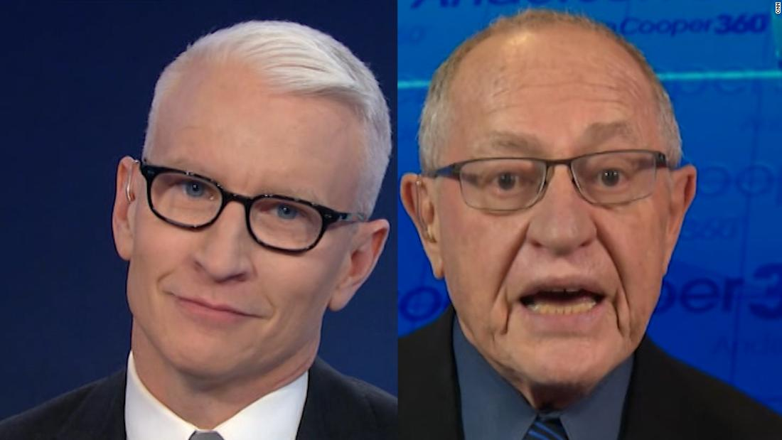 Dershowitz on impeachment reversal: 'I am much more correct right now'