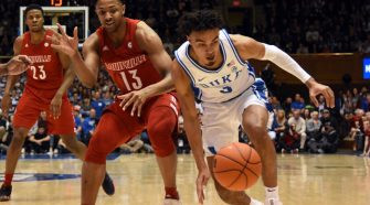 Duke vs. Louisville score, takeaways: Blue Devils fall to Cardinals at home, lose second game in a row