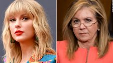 GOP Sen. Marsha Blackburn doesn't want bad blood with Taylor Swift