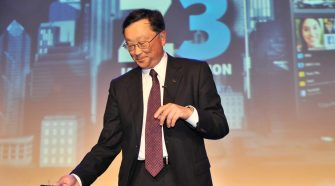BlackBerry boss: 5G is a positive technology, but it's not necessary