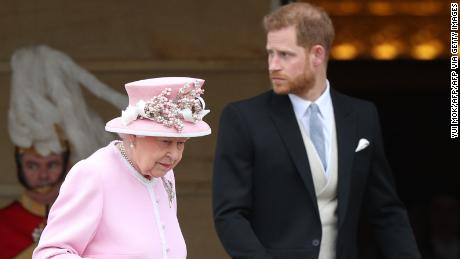 Harry and Meghan's decision to step back has been on the cards for some time