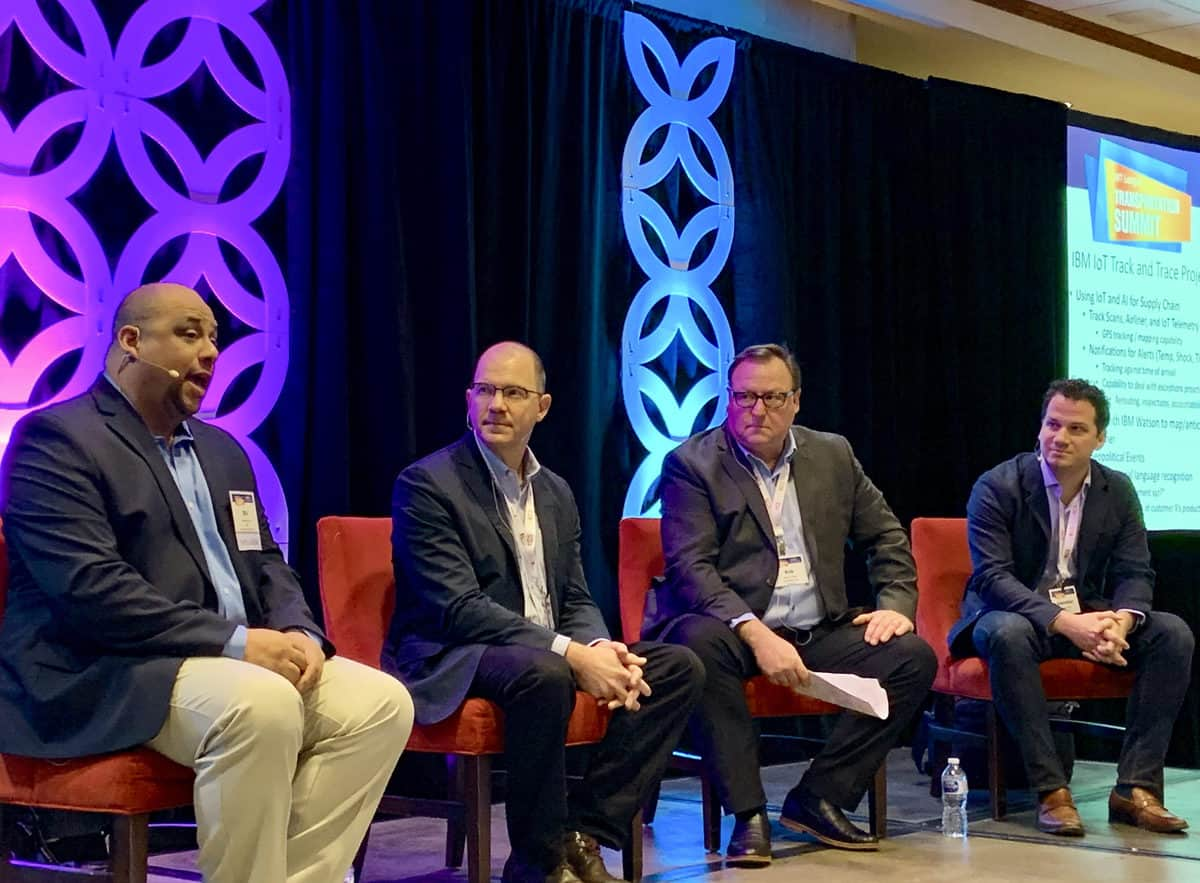 Transportation technology takes center stage on last day of NITL Summit