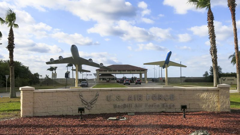 Lockdown at MacDill Air Force Base lifted after report of armed person