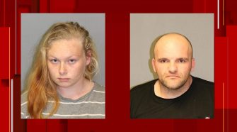 Pair arrested for allegedly breaking into Radford home while family was at funeral