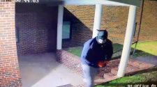 Police search for Batman bandit, accused of breaking into churches