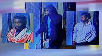 Police searching for three men seen breaking into cars inside gated Fort Lauderdale garage