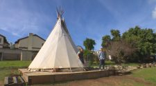 Take a Break, Rent Free, in a Teepee – NBC 7 San Diego