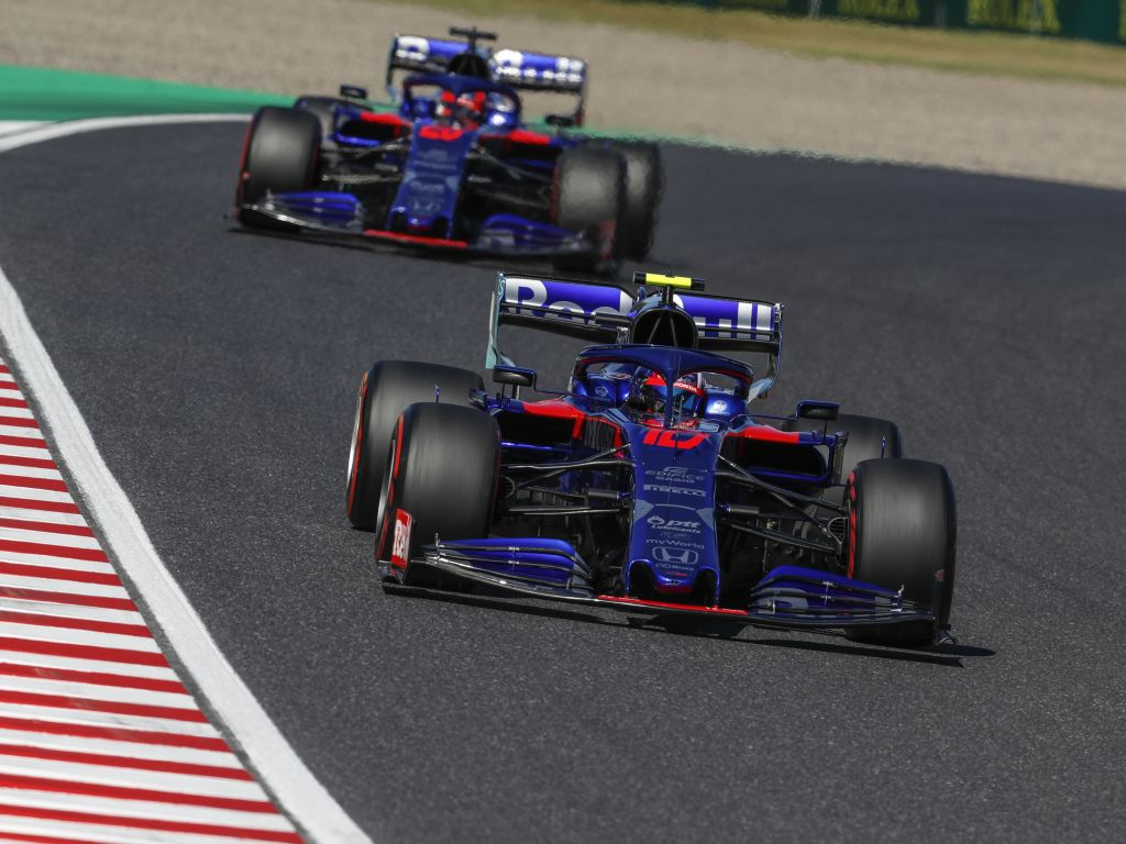 Red Bull Technology behind Toro Rosso's 2019 success?
