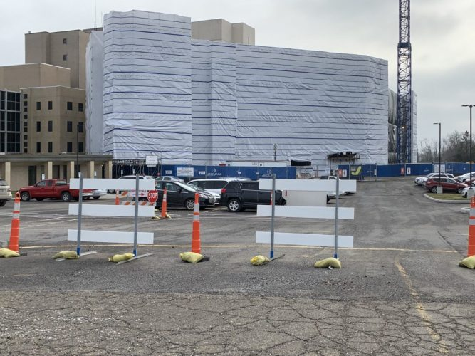 Trinity Health System's $75 Million Project in Steubenville Nears Halfway Point   News, Sports, Jobs