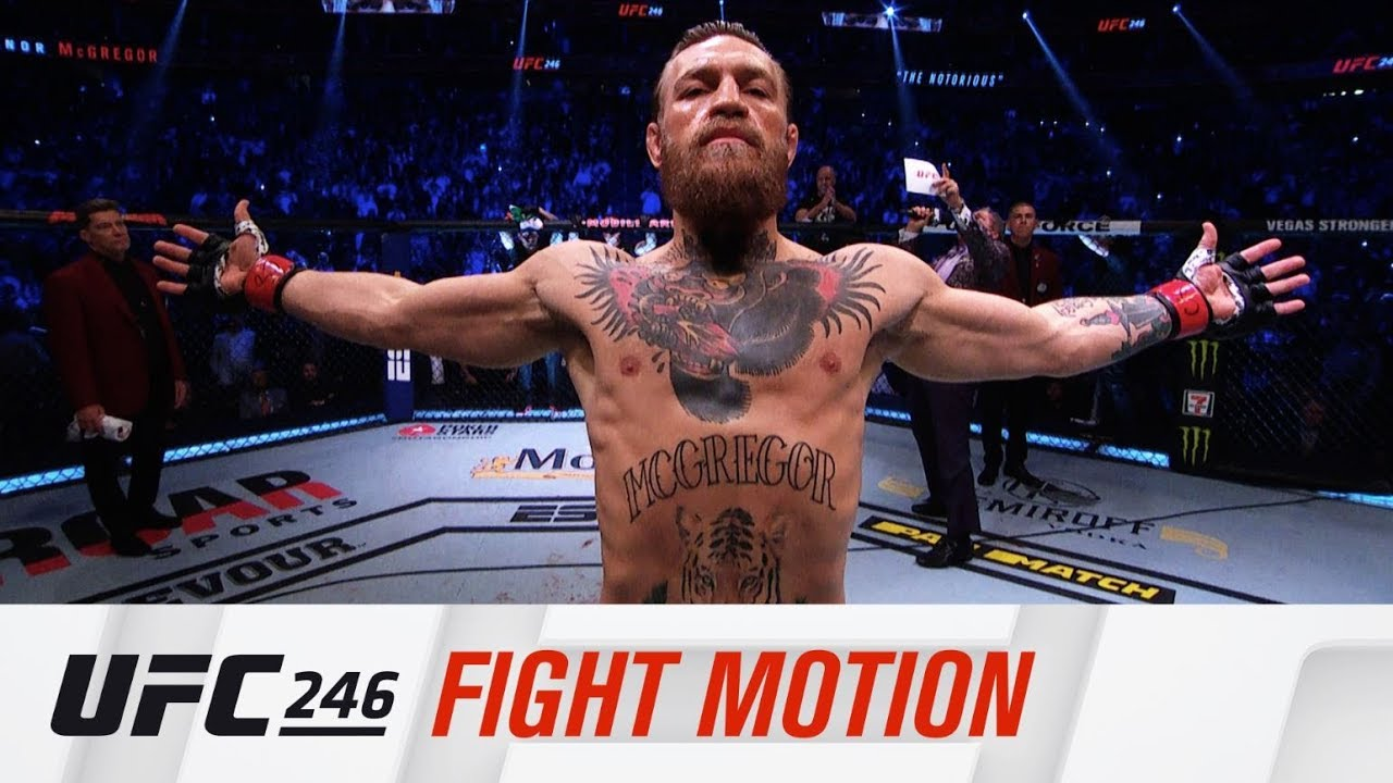 UFC 246: Fight Motion - UFC - Ultimate Fighting Championship