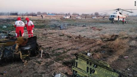 176 killed after Ukraine International Airlines plane crashes in Iran shortly after takeoff