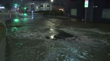 Water Main Break Stalls Traffic In Hollywood – NBC Los Angeles