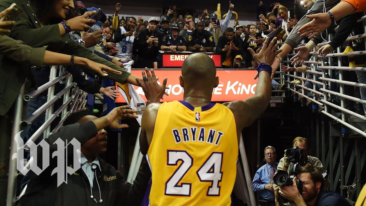 Why Kobe Bryant leaves behind a complicated legacy - Washington Post
