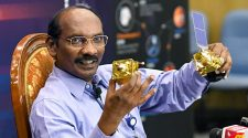 Chairman, Indian Space Research Organisation (ISRO), Dr. K. Sivan addressing a press conference on the occasion of