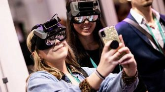 The Technology 202: At CES, it's robots and rainbow slides. In Washington, tech is under fire.
