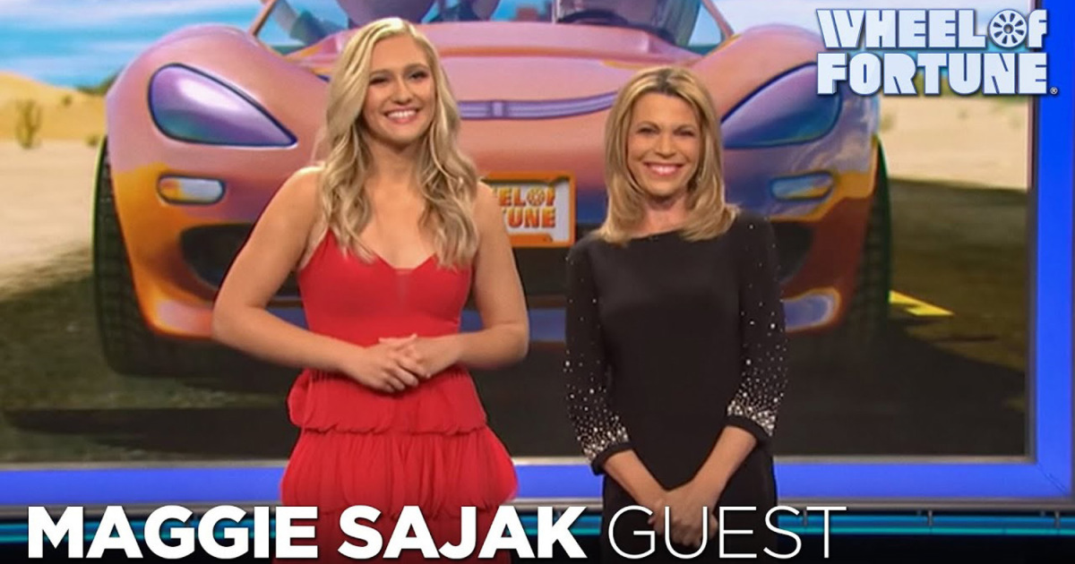 Pat Sajak's Daughter Joins Wheel of Fortune Amid Health Scare