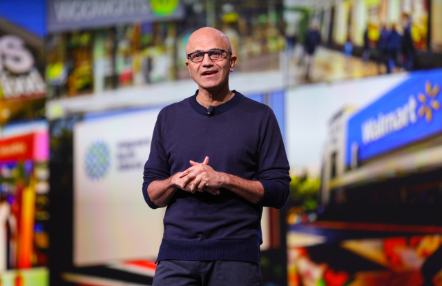 Microsoft's Satya Nadella on Empowering Retailers With Technology – WWD