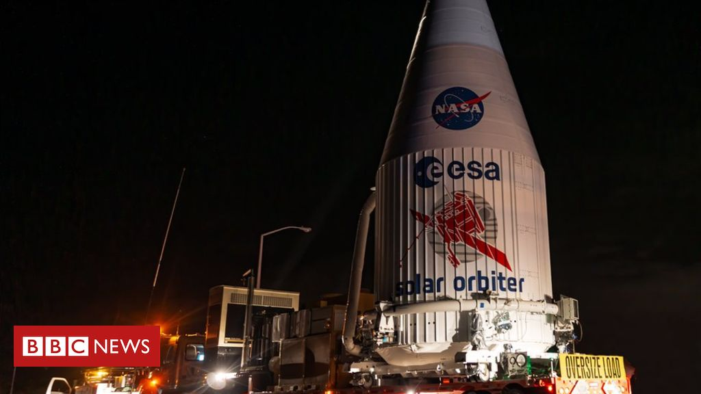 Solar Orbiter completes preparation for launch
