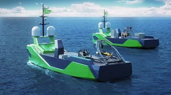 Ocean Infinity: Exploration company goes for robot boats at scale