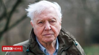 Sir David Attenborough to explore threat to 'perfect planet'