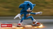 Sonic the Hedgehog movie: Critics put the brakes on