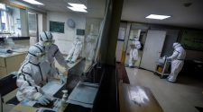 China says 1,716 health workers infected by coronavirus