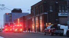 BREAKING NEWS: Firefighters battling fire at vacant building in downtown Sydney | Local | News