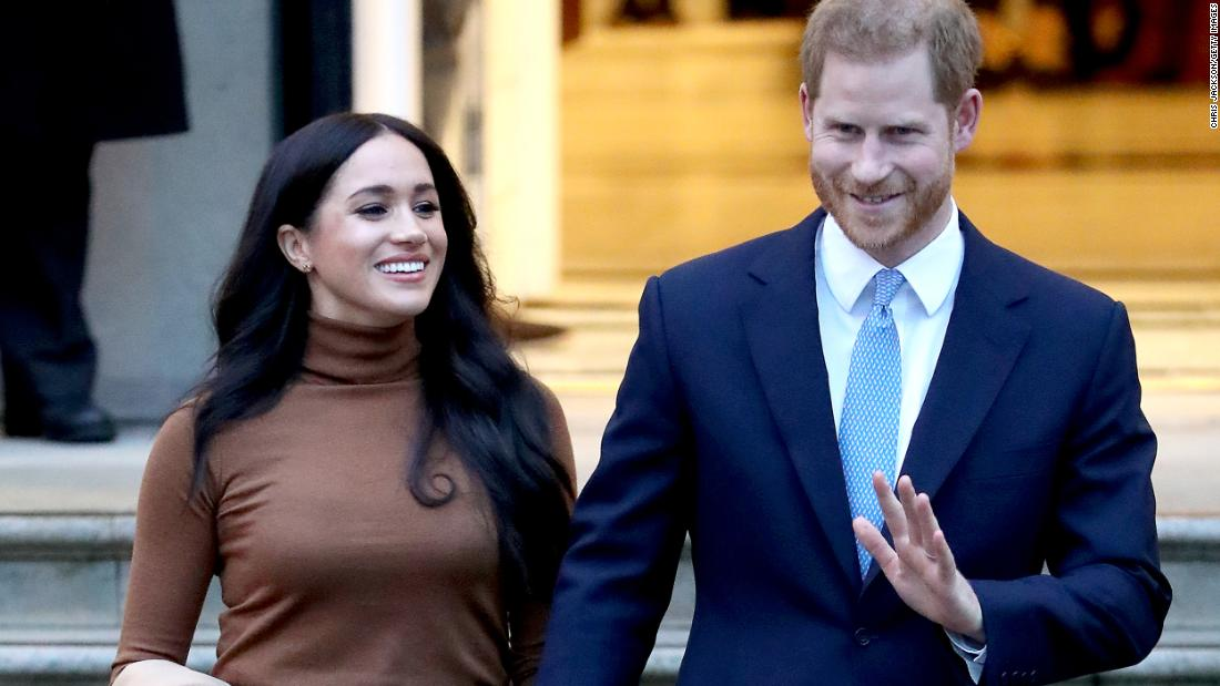 Harry and Meghan to return to UK for final round of official royal duties