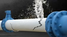 Water main break repaired - WDEF