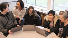 Nanaimo-Ladysmith Learning Alternatives receives technology grant – Ladysmith Chronicle