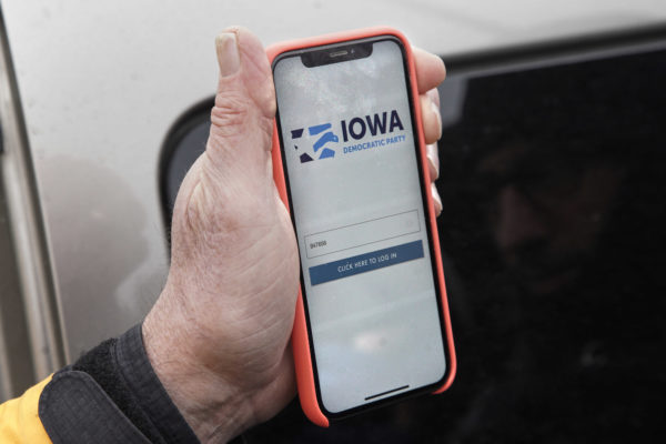 It's smart to dumb down election technology. Just look at Iowa. — Editorials — Bangor Daily News — BDN Maine