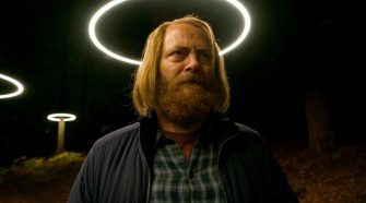 Luddite Nick Offerman explores the mysteries of technology in 'Devs' | Television