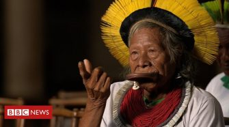 Amazon rainforest: The 90-year-old trying to stop destruction