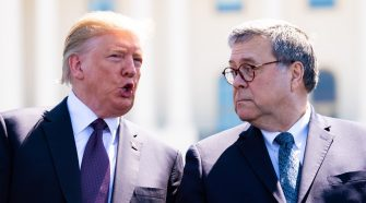 BREAKING: Attorney General Barr Considering Quitting DOJ Because Of Trump