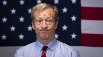 BREAKING: Far-Left Billionaire Activist Tom Steyer Ends Presidential Campaign