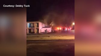 BREAKING: Fire breaks out at the Red Carpet Inn in Dothan | WDHN