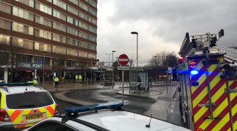 BREAKING: Police confirm person killed by a train as lines reopen at Swindon Station