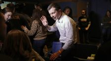 Buttigieg backer pulls winning card to break tie at Nevada caucus