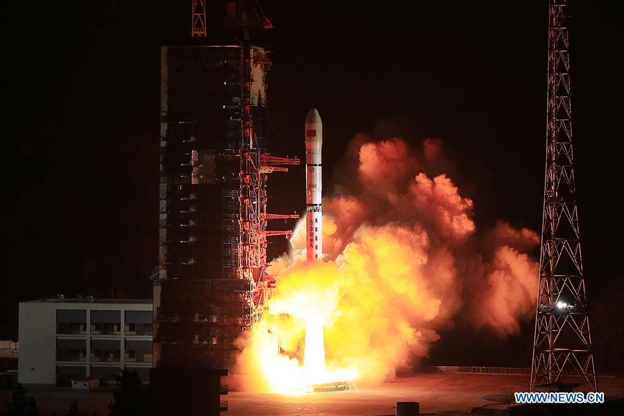 China launches four 'technology experiment satellites' – Spaceflight Now