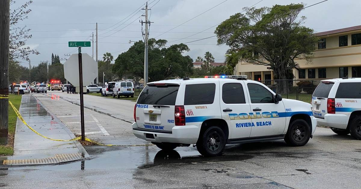 Church shooting after funeral in Florida leaves at least 2 dead, including teen boy
