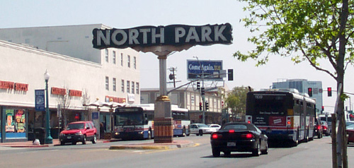 Elected officials to break ground on North Park's mini-park -