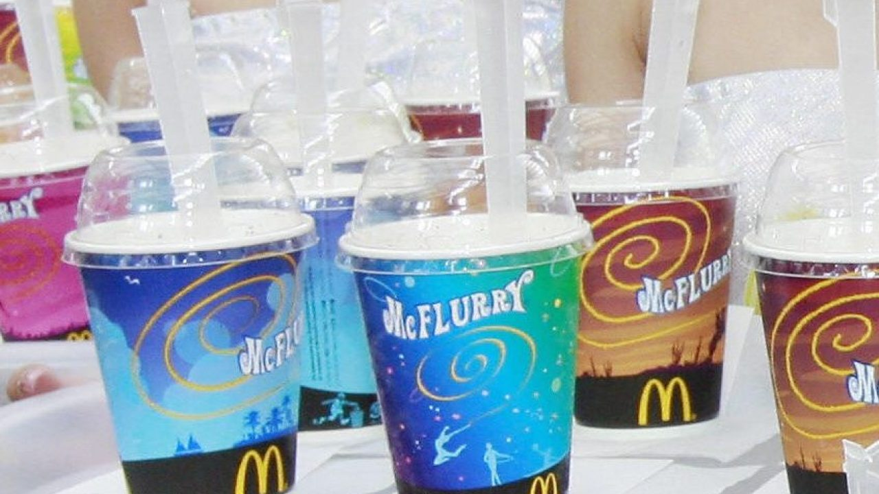 New technology could prevent McDonald's ice cream machine breakdowns
