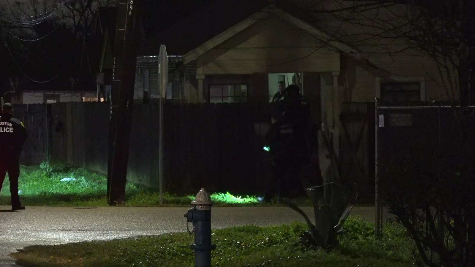 Homeowner opens fire on would-be thief trying to break into his home, police say