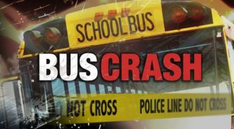 MSP investigating crash involving school bus with students on board
