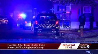 Man shot, killed while attempting to break up fight in West Mifflin